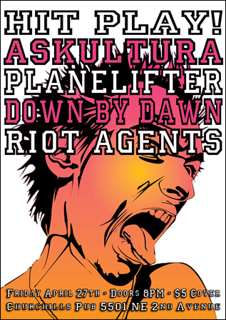 Hit Play! Live with Askultura and The Riot Agents